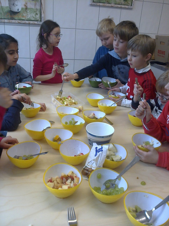 thema obst grundschule